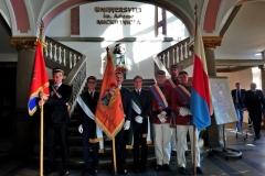 Uroczysta inauguracja obchodów 100-lecia Uniwersytetu Poznańskiego