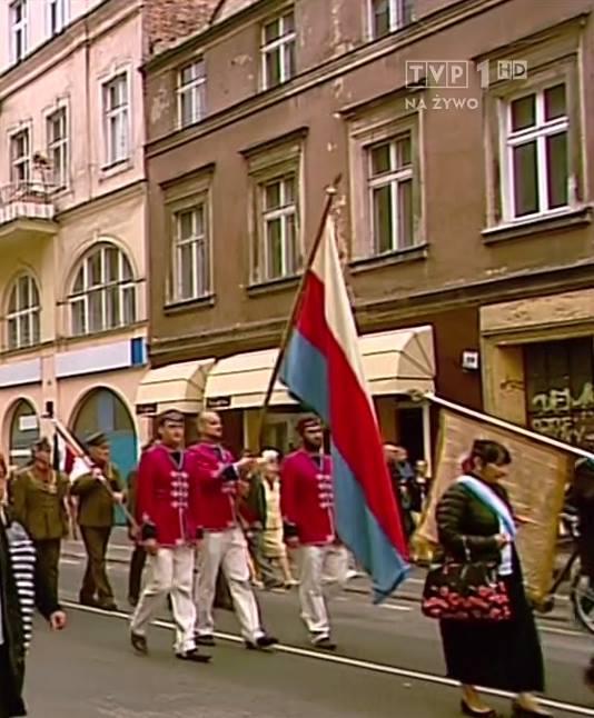 Magna Polonia w TVP1 na procesji Bożego Ciała