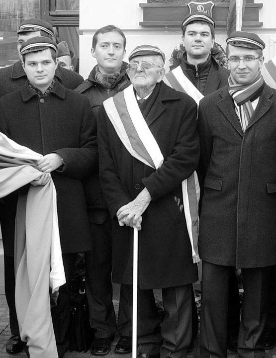 Odszedł do Pana Filister K! Magna-Polonia Wiktor Zygfryd Kordus