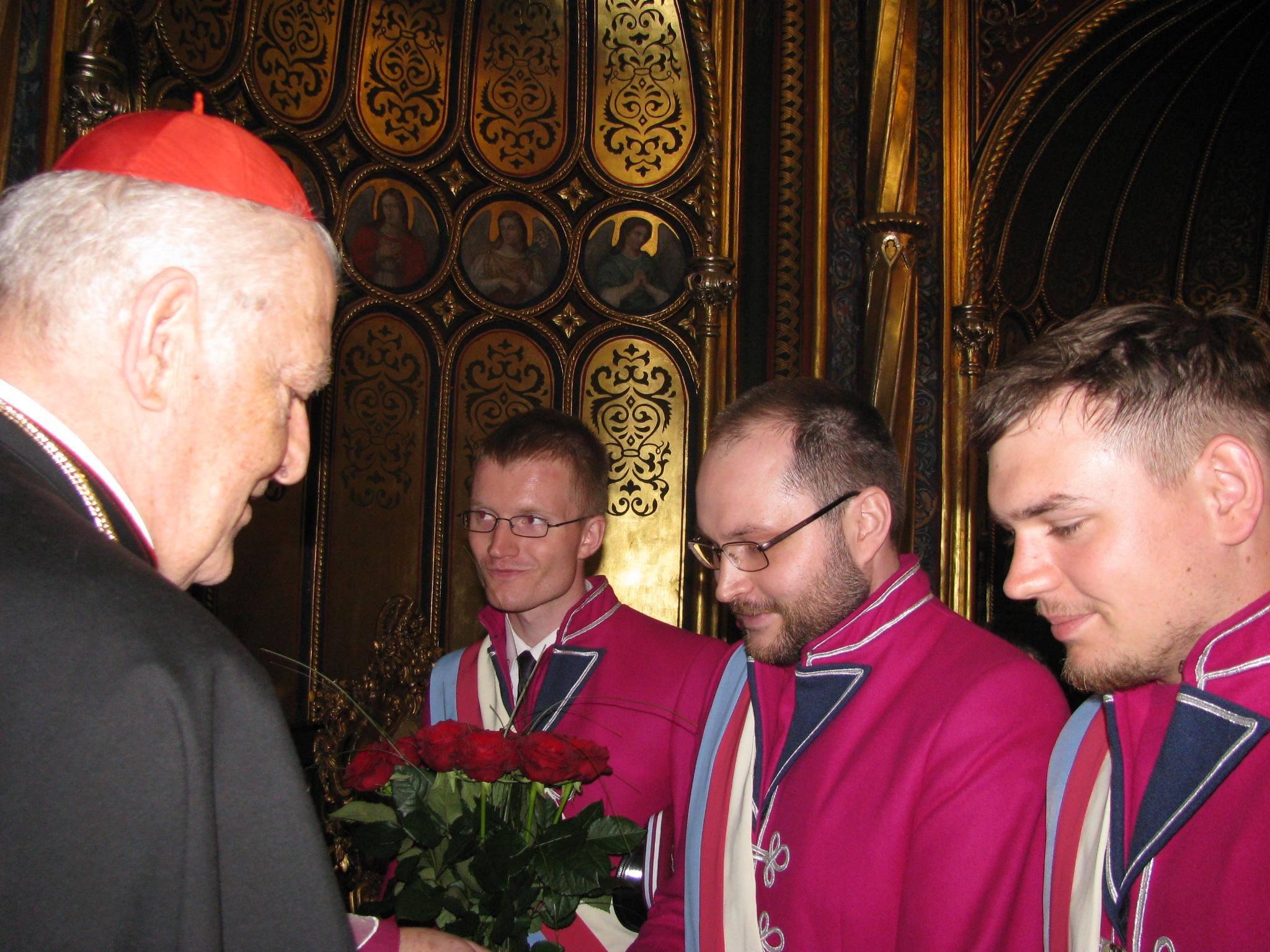 Msza z okazji Jubileuszu 50-lecia kapłaństwa kard. Zenona Grocholewskiego