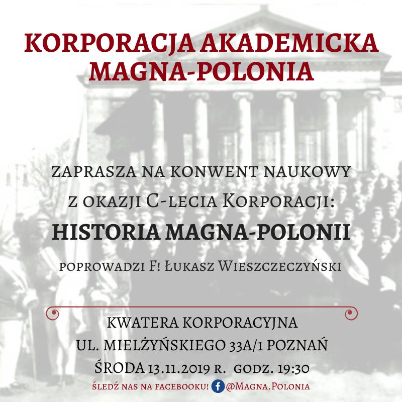 """Coetus pt. """"Historia Magna Polonii"""""""