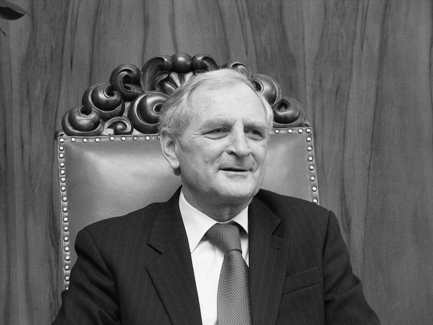 ś.p. prof. dr. hab. Stanisław Lorenc