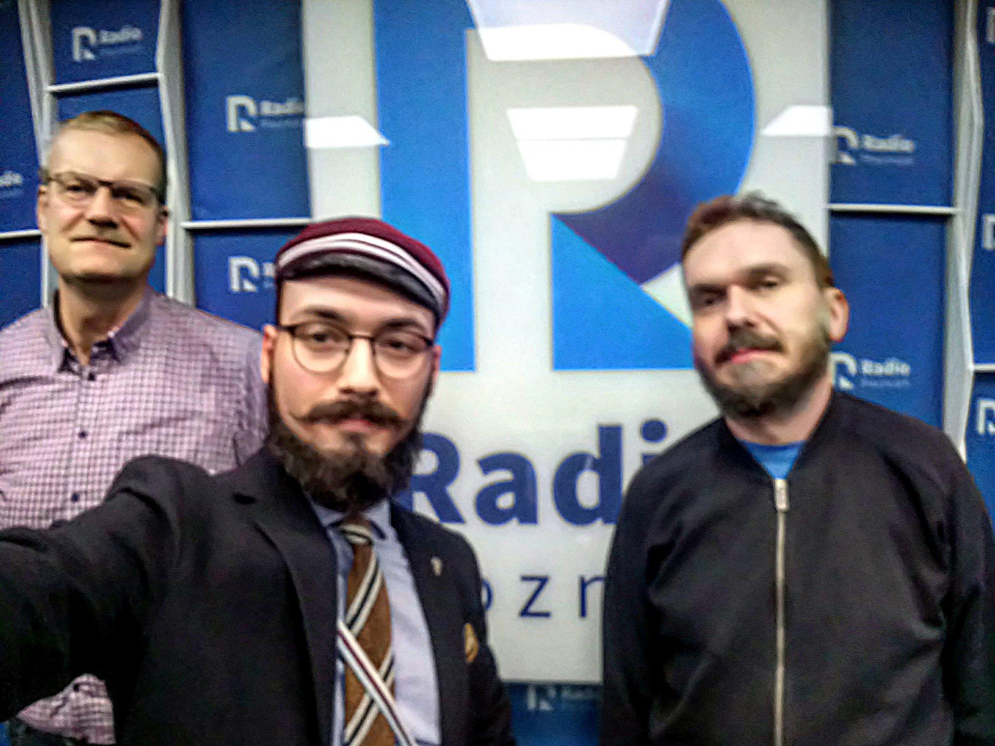 Magna Polonia w Radio Poznań